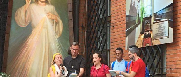 """Paula Olvera: """"He vist en la cara dels joves l'alegria d'estar prop de Déu"""""""
